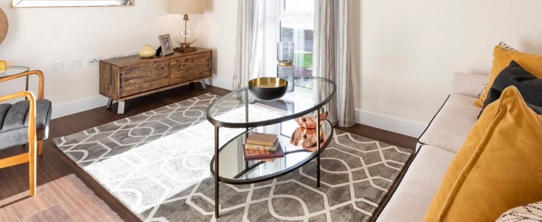 So Resi Bleriot Gate Living Room