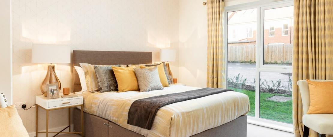 So Resi Bleriot Gate Bedroom