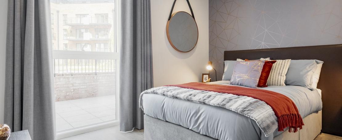 So Resi Sydenham Bedroom
