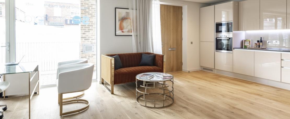 So Resi Brentford living room