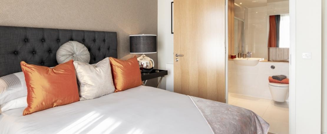 So Resi Brentford Bedroom