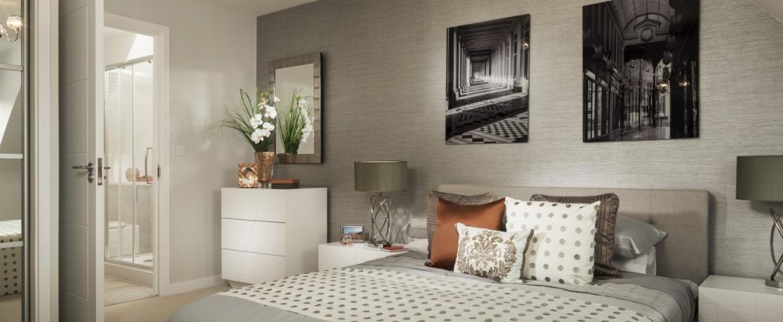 Bedroom one - Previous So Resi show home