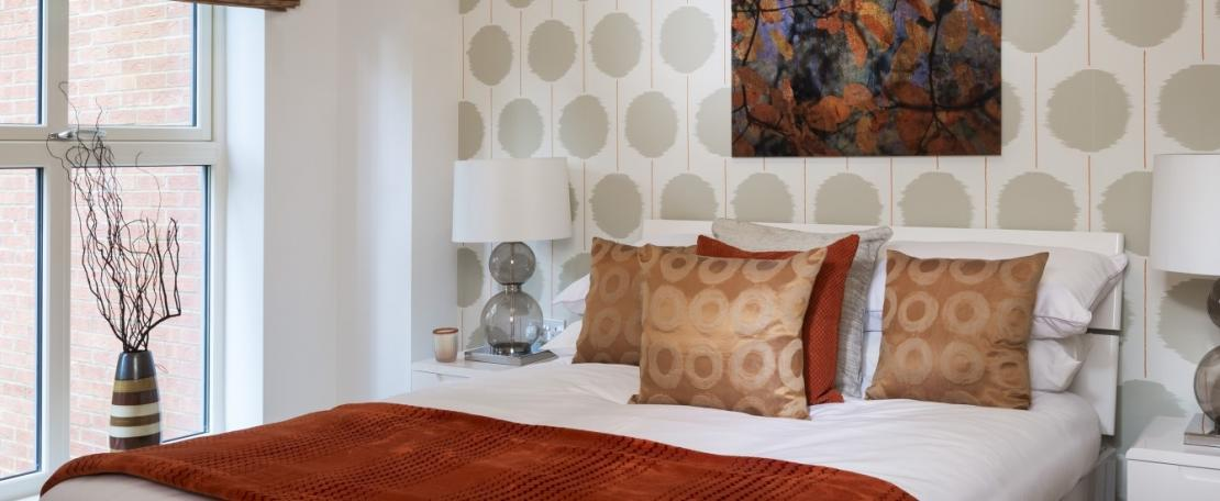 Bedroom two - Previous So Resi show home