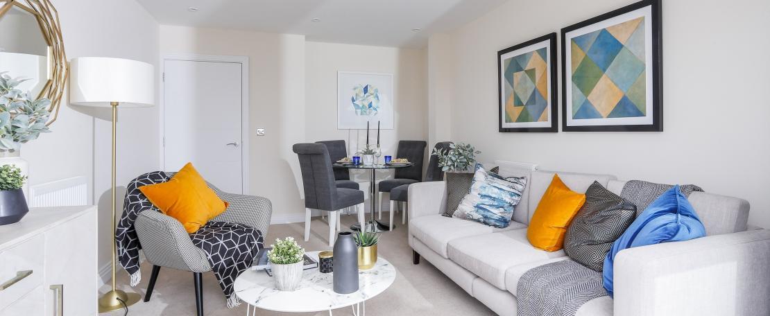living room duplex